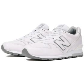(NB公式)【ログイン購入で最大8%ポイント還元】 ユニセックス M996MUB (ホワイト) スニーカー シューズ(Made in USA/UK) 靴 ニューバランス newbalance