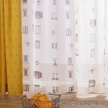 ミッキーマウスのボイルカーテン