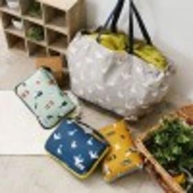 【保冷】コンパクト仕様♪アニマル柄レジカゴにつけられるバッグ