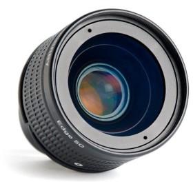 Lensbaby レンズユニット Edge 50 optic レンズユニット単体 80mm F3.2 絞り羽根内蔵 レンズベビー光学系交換システム