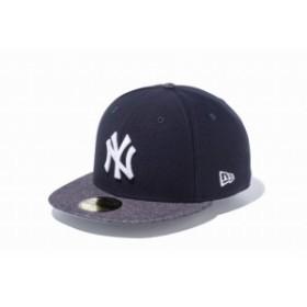 ニューエラ(NEW ERA) 59FIFTY MLB オンフィールド ヘックステック ニューヨーク・ヤンキース ロード 12026653 メンズ