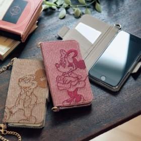 ショルダータイプのコーデュロイiPhoneケース【iPhone6・6S・7・8】
