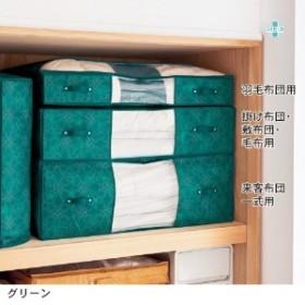 防ダニ機能付き押入れぴったり布団収納袋