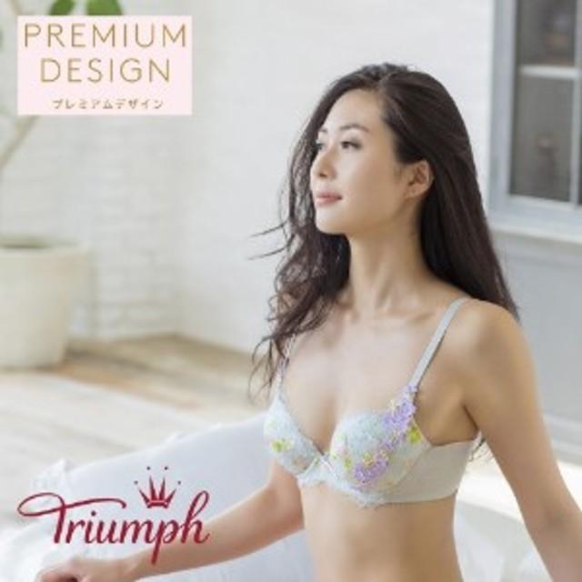 【胸元ふっくら】プレミアムデザイン 天使のブラ 魔法のハリ感 0044