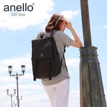 anello アネロ 高密度杢調ポリエステル リュックサック