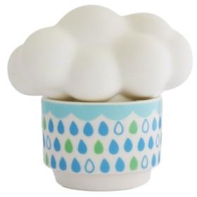 美濃焼 加湿器 雲 スウセラ NHK連続テレビ小説「半分、青い。」 加湿器(陶器製) 300552