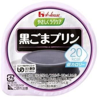 20kca 黒ごまプリン 48個【配達日時指定不可】