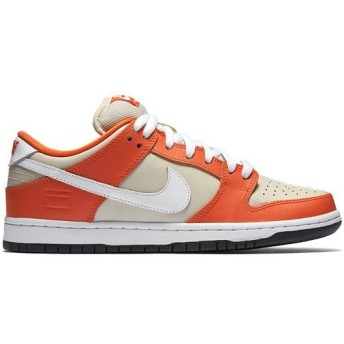 NIKE DUNK LOW PREMIUM SB 'SHOEBOX' ナイキ ダンク ロー シューボックス 【MEN'S】 safety orange/white-cream 313170-811