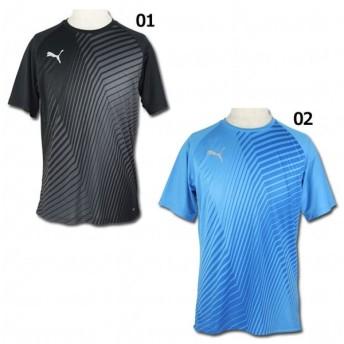 ftblNXT グラフィック 半袖Tシャツ コア 【PUMA|プーマ】サッカーフットサルウェアー656235