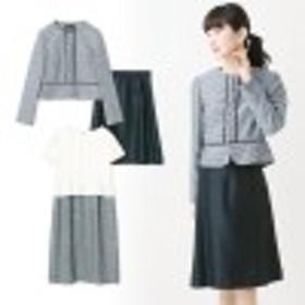 3点セットセレモニースーツ【ジャケット+スカート+ワンピース】