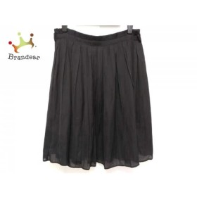トゥモローランド TOMORROWLAND スカート サイズ38 M レディース 黒 collection     スペシャル特価 20191031