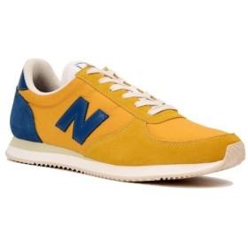 [NEW BALANCE]ニューバランス スポーツカジュアルシューズ U220 (U220FGD) ゴールド[取寄商品]