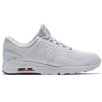 NIKE WMNS AIR MAX ZERO 'BE TRUE' ナイキ ウィメンズ エア マックス ゼロ 【WOMEN'S】 white/white-pure platinum 863700-101