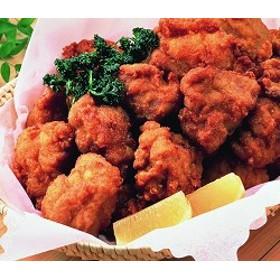 やわらか鶏もも唐揚げ1kg 【同梱・北海道・沖縄不可】【送料無料】