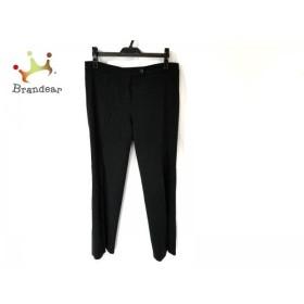 アルマーニコレッツォーニ ARMANICOLLEZIONI パンツ サイズ44 L レディース 黒   スペシャル特価 20190623