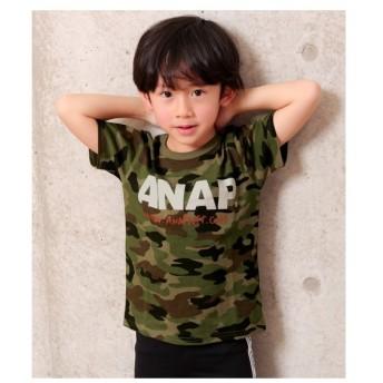 [マルイ]【セール】手書きアドレスロゴTee/アナップキッズ&ガール(ANAP KIDS&GIRL)