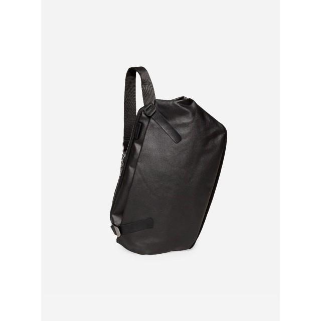 cote & ciel コートエシエル cote & ciel / コートエシエル Riss Coated Canvas Black 13 ボディバッグ・ウエストバッグ,ブラック