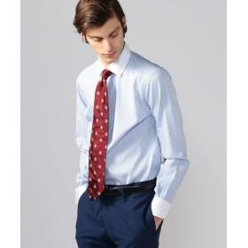 【30%OFF】 トゥモローランド 120/2コットンブロード クレリック ワイドカラー ドレスシャツ NEW WIDE 3 メンズ 64ブルー系 41 【TOMORROWLAND】 【セール開催中】