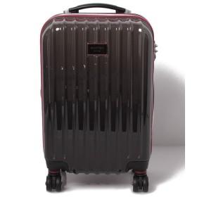 UNITED COLORS OF BENETTON ジッパー付きスーツケース Sサイズ 36L  CCCJL7SD8809
