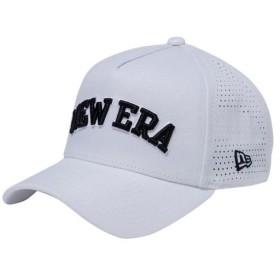 ニューエラ(NEW ERA) ゴルフ キャップ 9FORTY A-Frame レーザーパーフォレーテッド GOLF 940 AF LASER PERFORATED ホワイト×ブラック 11781196 帽子