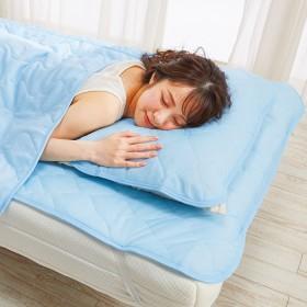 ベルーナインテリア サラッと快適COOL寝具3点セット 1 1