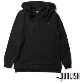 【Publish Brand/パブリッシュブランド】MINDEN パーカー/ BLACK