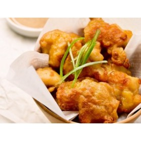 鶏モモ唐揚1kg 【同梱・北海道・沖縄不可】【送料無料】