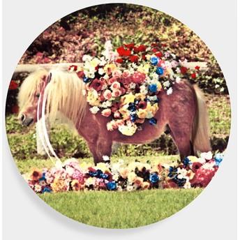 Maurizio Cattelan:プレート Pony