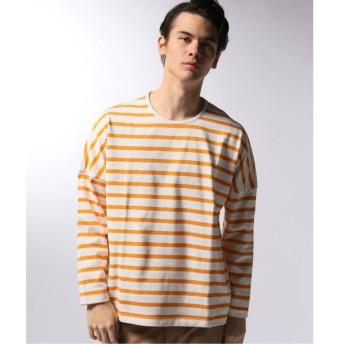 [マルイ]【セール】メンズTシャツ(E.TAUTZ × EDIFICE BRETON LONG SLEEVE T-SHIRT)/エディフィス(EDIFICE)