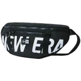 NEW ERA ニューエラ プリントロゴ WAIST BAG 2L 11901462