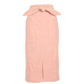 コウベレタス KOBE LETTUCE 動けるストレッチタイトスカート【ロング】(ライトピンク)