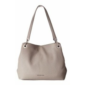 ee12f3e63f73 マイケルコース レディース ハンドバッグ バッグ Raven Large Shoulder Tote Pearl Grey