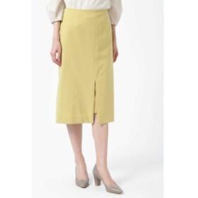 ナチュラルビューティー(NATURAL BEAUTY)/◆[WEB限定商品]フロントスリットタイトスカート