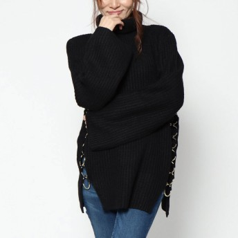 ニット・セーター - GUESS【WOMEN】 [GUESS] JACKALYN TURTLE-NECK SWEATER