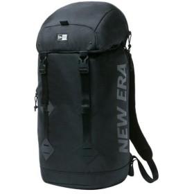 ニューエラ(NEW ERA) ラックサック プリントロゴ RUCKSACK ブラック×ブラック 11901493 バックパック リュックサック アウトドア バッグ