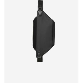 cote & ciel cote & ciel / コートエシエル Isarau Obisian Black ボディバッグ・ウエストバッグ,ブラック