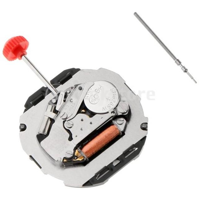 IPOTCH 自動メカニカル ムーブメント 2115 腕時計用 腕時計交換部品