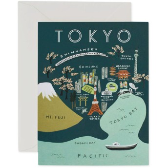 Tokyo Map(トーキョー)・カード