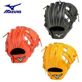 ミズノ 野球 一般軟式グラブ 内野手用 メンズ 軟式用セレクトナイン 1AJGR20813 MIZUNO