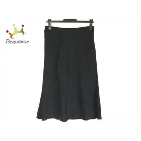 043ac6367979 プラダ PRADA スカート サイズ38 S レディース 黒 スペシャル特価 20190527
