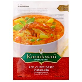 ユウキ食品 カノワン レッドカレーペースト 50g