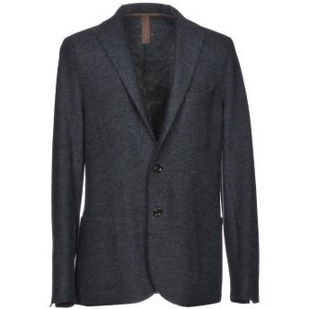 《期間限定セール開催中!》ELEVENTY メンズ テーラードジャケット 鉛色 52 バージンウール 100%