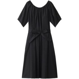 VONDEL フォンデル ギャザードレス ブラック