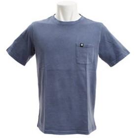 【Super Sports XEBIO & mall店:トップス】BACK STAR 半袖Tシャツ 197066 NVY