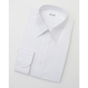 【SALE(三越)】<ELLE/エル> 長袖白ドビーワイシャツ(ZED382-200)(MO020N0MO00000FNR) 200シロ 【三越・伊勢丹/公式】
