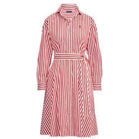 【POLO RALPH LAUREN:ワンピース】コットン ブロードクロス シャツドレス