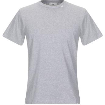 《セール開催中》OBVIOUS BASIC メンズ T シャツ グレー XXL コットン