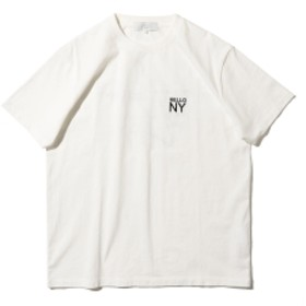 B:MING by BEAMS / NYC プリント Tシャツ メンズ Tシャツ W/MAP S