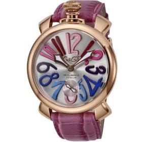 GAGA milano(ガガミラノ) 5011.09S-PUR MANUALE 48MM 手巻き腕時計(メンズウオッチ) 並行輸入品