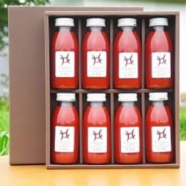 久松農園のトマトジュース (200ml)×8本セット